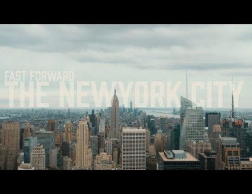 Fast Forward – The NewYork City – 4K