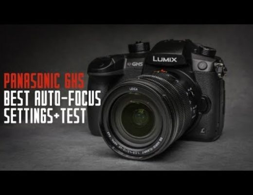 Panasonic GH5 – Best Autofocus Settings with Test Footages!