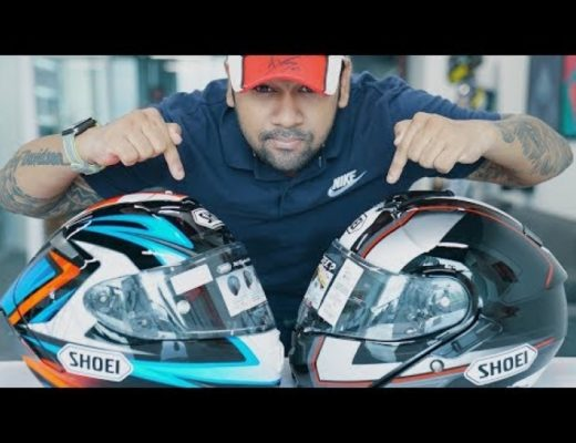UNBOXING the ₹1,35,000 SHOEI Motorcycle Helmets!