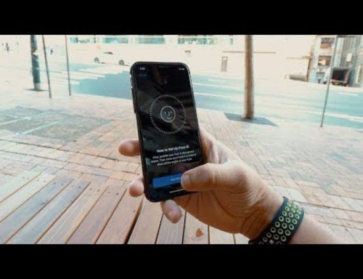 FaceID on Apple iPhone X – A FAILURE!