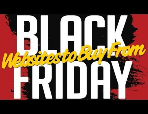 BLACK FRIDAY 2017 – What Websites to Look for the Best Deals!