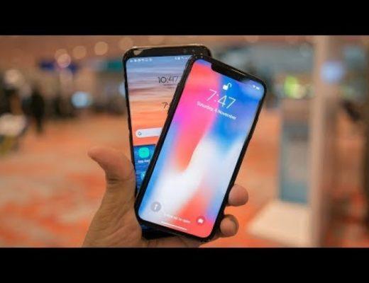 CAMERA COMPARISON : Apple iPhone X vs Samsung s8+