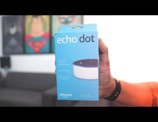 UNBOXING & SETUP – Amazon Echo Dot 2nd Generation in India + FREE Giveaway!