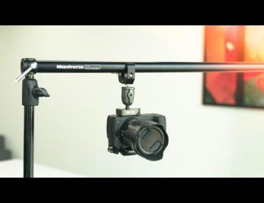 The Best Overhead Camera Rig for YouTube Videos!