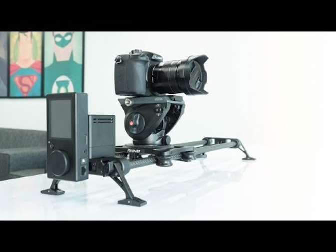 how to use dslr slider