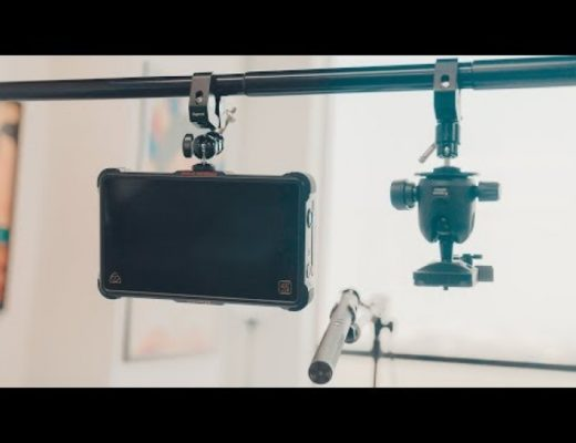 DIY Overhead Camera Rig – Take over head shots like a PRO!
