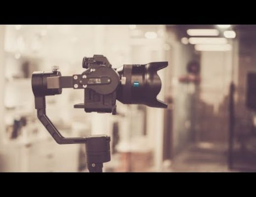 BEST Gimbal Lens for Sony a7r iii  – For all Sony Mirroless Cameras!