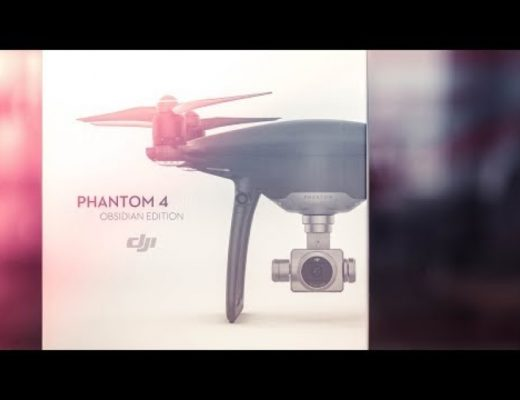 UNBOXING the DJI Phantom 4 Pro Obsidian Drone!