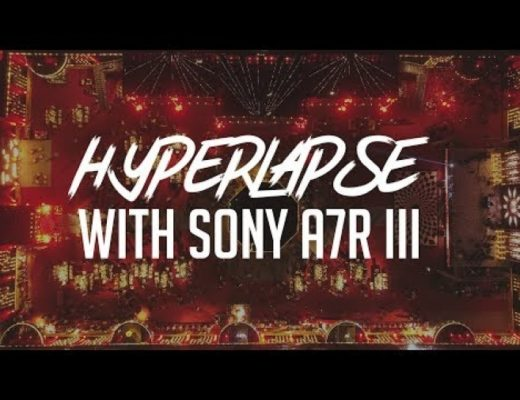 Make Hyperlapse with Sony A7RIII Instantly!