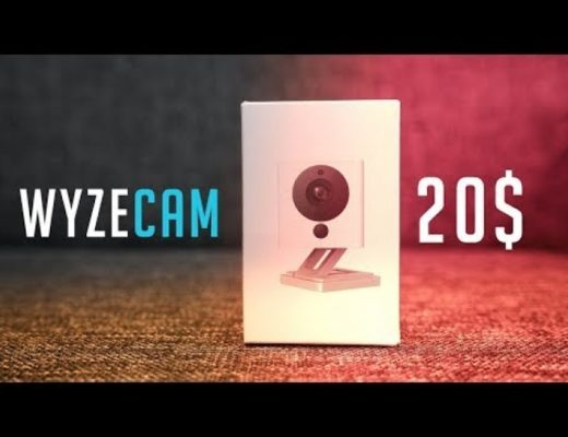 WYZECAM – Unboxing, Setup & Review – The 20$ Smart Home Security Camera!