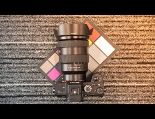 How to set Custom White Balance in Sony Alpha Cameras!