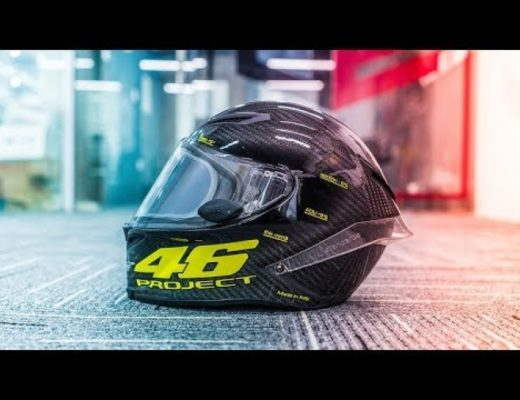 Just how strong are AGV Helmet Visors – Crash Impact Tests!