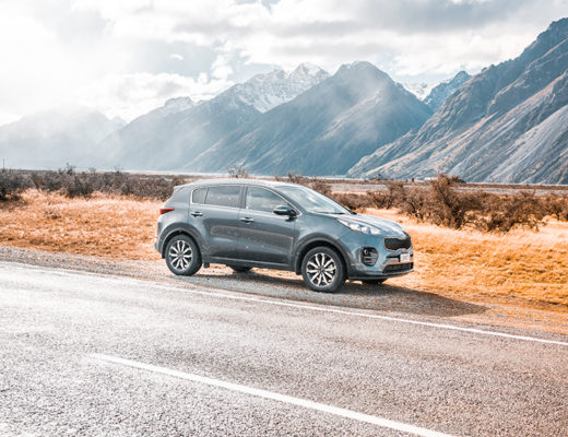 New Zealand Epic Road Trip
