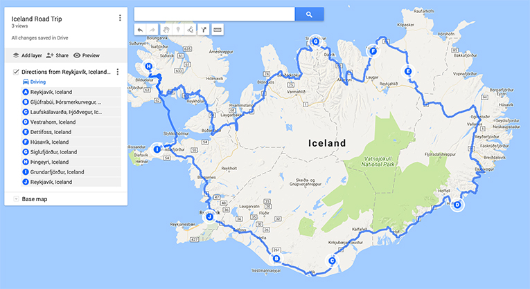THE ULTIMATE ICELAND ROAD TRIP ITINERARY