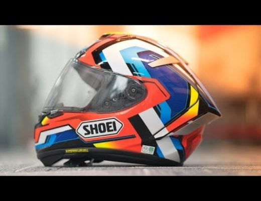 UNBOXING & REVIEW – ₹75,000 Shoei X-14 Brink Helmet