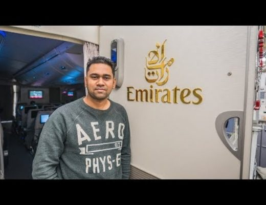 WHY EMIRATES A380 ONLY FOR USA