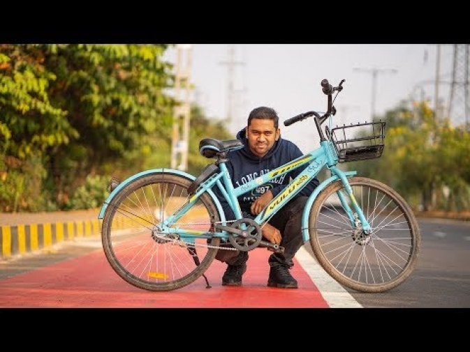MO CYCLE IN BHUBANESWAR – HOW IT WORKS!