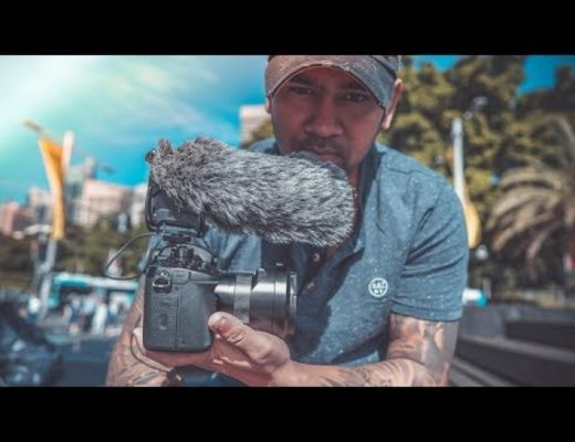 Improve the Audio Quality of your vlogs INSTANTLY!