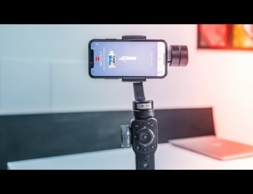 Zhiyun Smooth 4 Unboxing & Review – BEST Smartphone Gimbal 2018