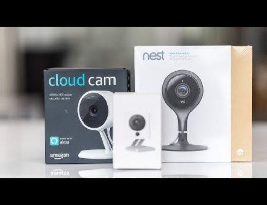 The Smart Home Camera Battle – Amazon CloudCam vs Wyzecam vs Nest Cam!