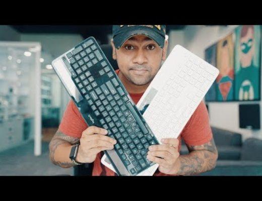 UNBOXING & REVIEW : Logitech K750 Solar Wireless Keyboard – Best Keyboard for Mac!
