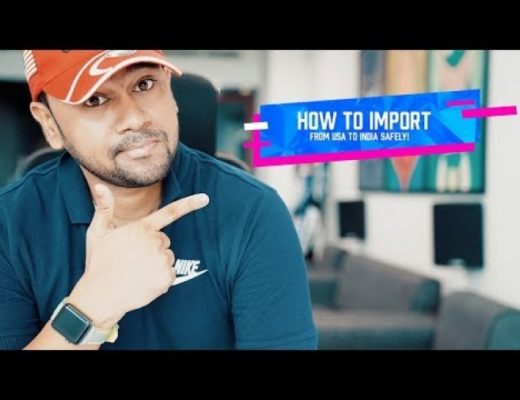 How to Import Gadgets from USA to India – Safest & Easiest Way!