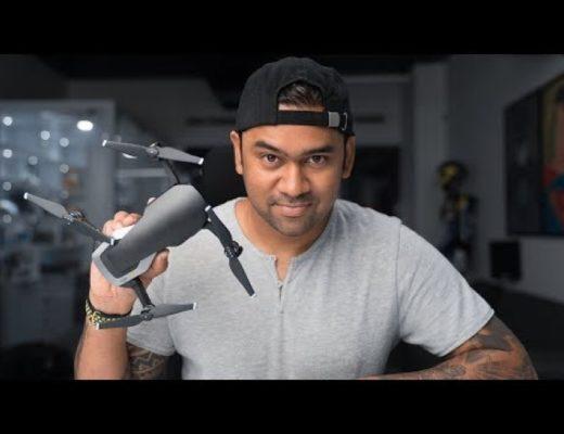 DJI Mavic Air – Unboxing & Detailed Review!