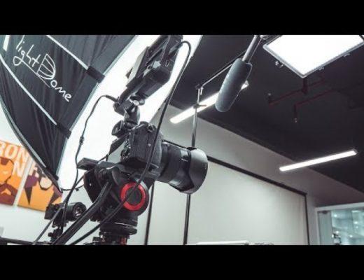 How I Shoot My YouTube Videos!