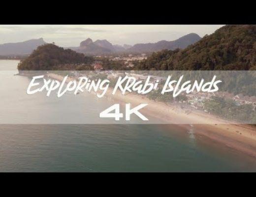 Exploring Krabi Islands 4K