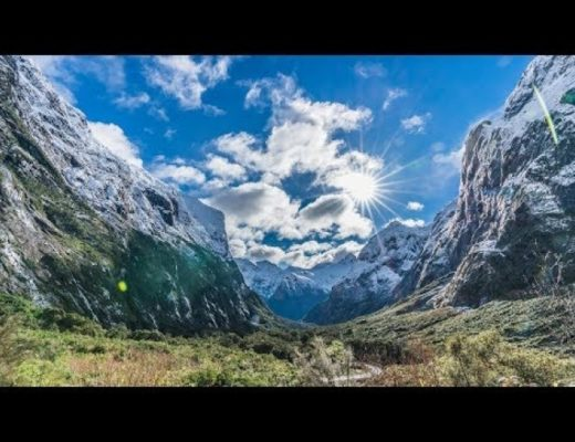 New Zealand in Motion – 8K Time-Lapse