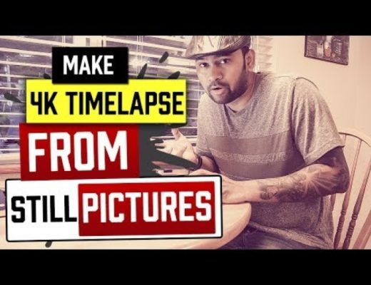 How to make 4K Timelapse from Still Pictures in Final Cut Pro