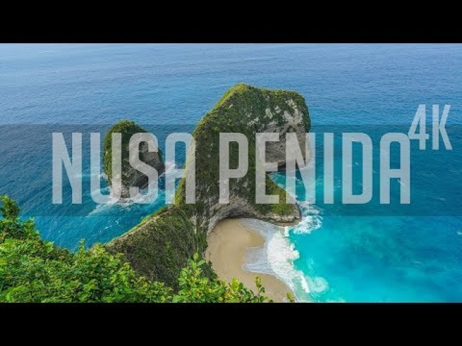 Nusa Penida Islands – BALI Indonesia – 4K