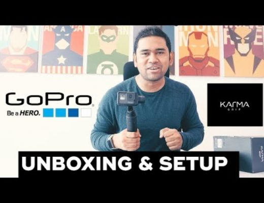 GoPro Karma Grip Review – UNBOXING & SETUP of the best GoPro Gimbal