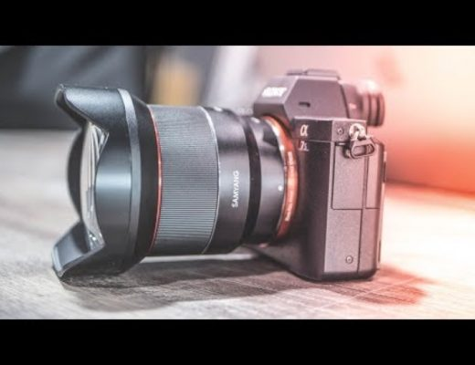 SAMYANG AF 14MM F2.8 – The Best Ultra Wide Lens for Sony Mirrorless Cameras!