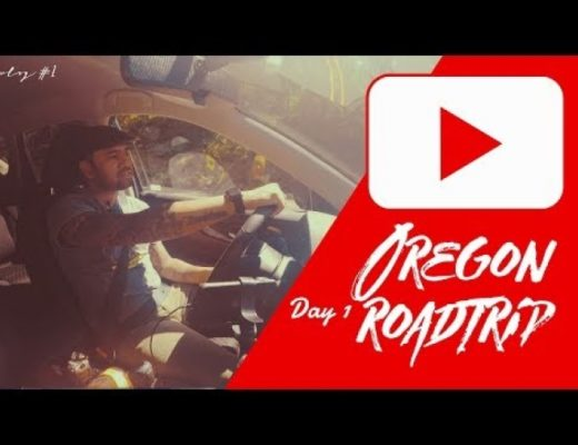 OREGON COAST ROAD TRIP – Day 1 – vLog #1 – 4K