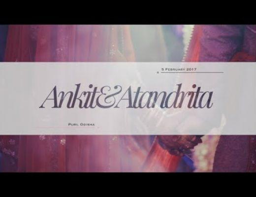 The Story of AA – Ankit & Atandrita