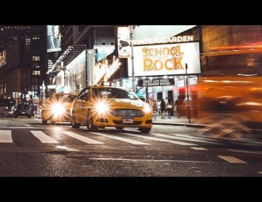 Newyork in 180fps.